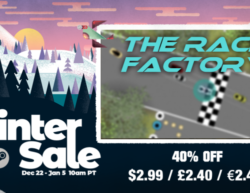 TRF is 40% off in the Steam & Itch.io Winter Sales!